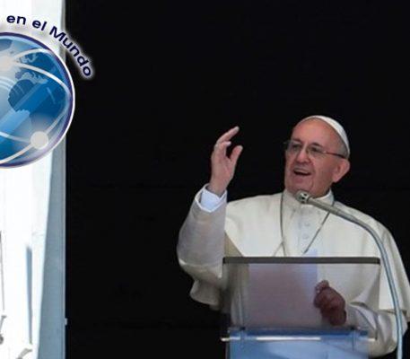 """Papa Francisco: """"Con empeño erradiquemos esta plaga de esclavitud moderna"""""""