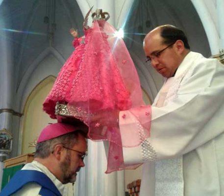 Oruro: Inició la quincena de preparación a la celebración de la Virgen de la Asunción