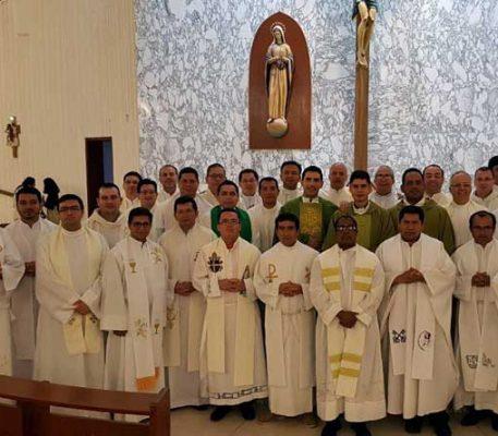 Bolivia fue parte de un importante curso de Rectores de Seminarios Mayores