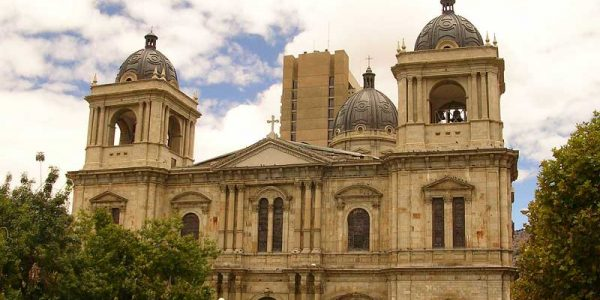 La Paz acoge al nuevo Nuncio Apostólico